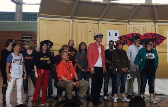 Middleburg Heights Junior High School Staff Lip Sync Battle